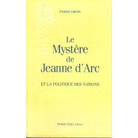Le mystère de Jeanne d'Arc