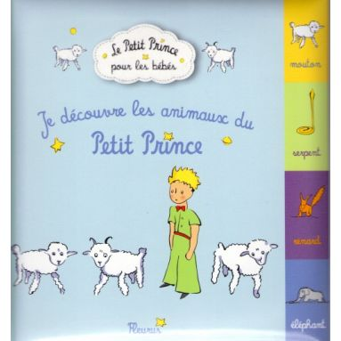 Je découvre les animaux du Petit Prince