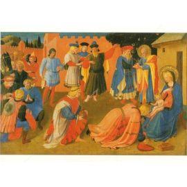 L'adoration des Mages - CV 761