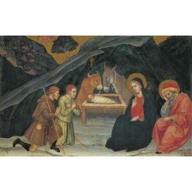 L'adoration des bergers - CV 764