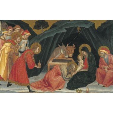 L'adoration des mages - CV 765