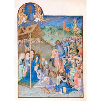 L'adoration des Mages - CV 839