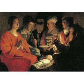 L'adoration des bergers - CV 690