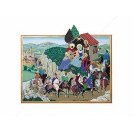 L'adoration des mages - CV 1044