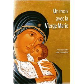 Un mois avec la Vierge Marie