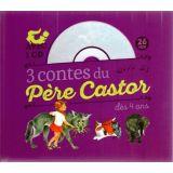 3 contes du Père Castor dès 4 ans