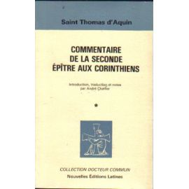 Commentaire de la Seconde Epitre aux Corinthiens