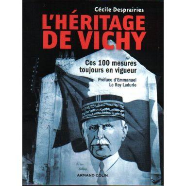 L'héritage de Vichy