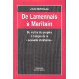 De Lamenais à Maritain
