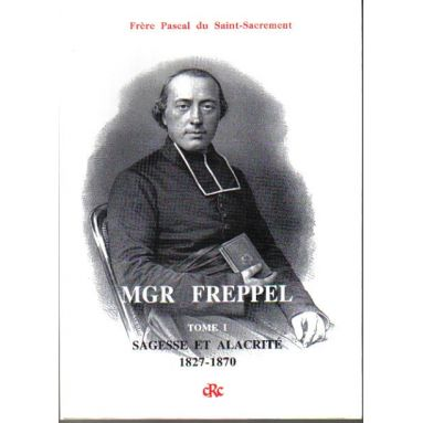 Mgr Freppel -Tome 1